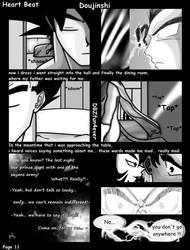 BardokxVegeta Doujinshi (Heart Beat) page 11 by DBZfun4ever