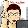 Free Markiplier Icon! by prussianwolf13