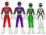 Power Rangers Astro Surge