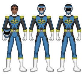 Steel Astro Ranger by Gekiblack