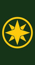 Green Samurai Ranger iPhone/iPod Touch Wallpaper by Gekiblack