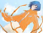 Akito-Air Gear by Cleera