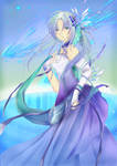Spirit Of water by Cleera