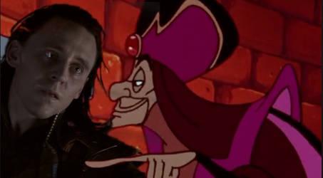 The Poke of Evil