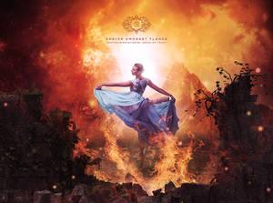 Dancer Amongst Flames