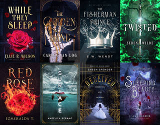 Book Covers Collage 2
