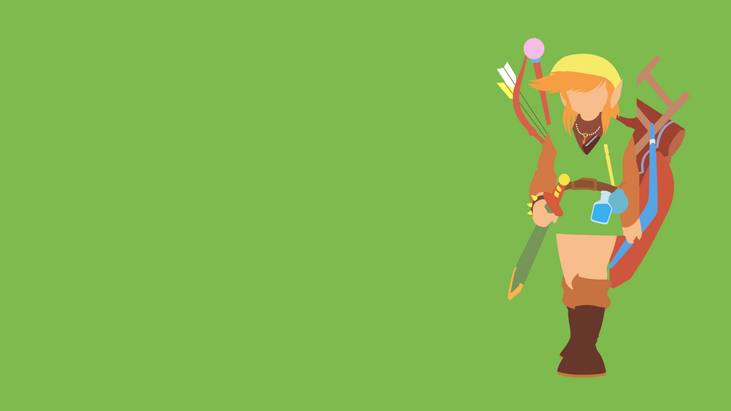 zelda minimalist wallpaper - photo #16