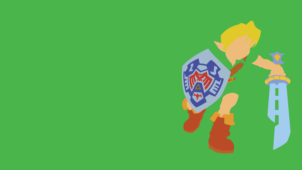 zelda minimalist wallpaper - photo #23