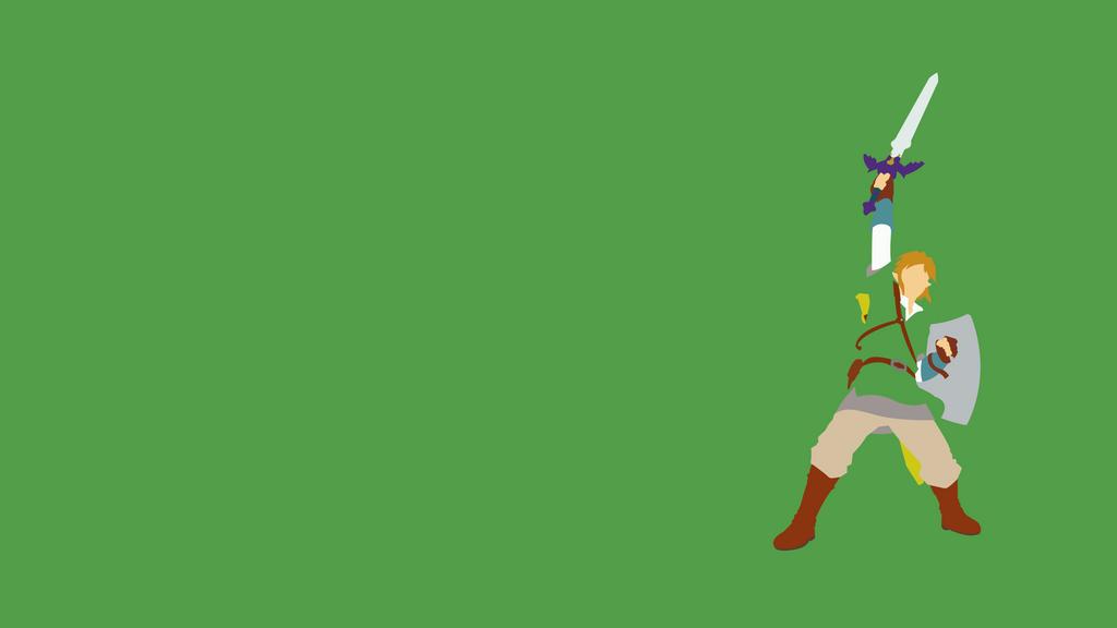 legend of zelda minimalist - photo #9