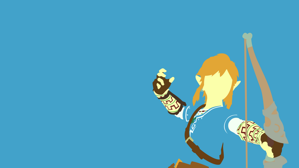 zelda minimalist wallpaper - photo #3