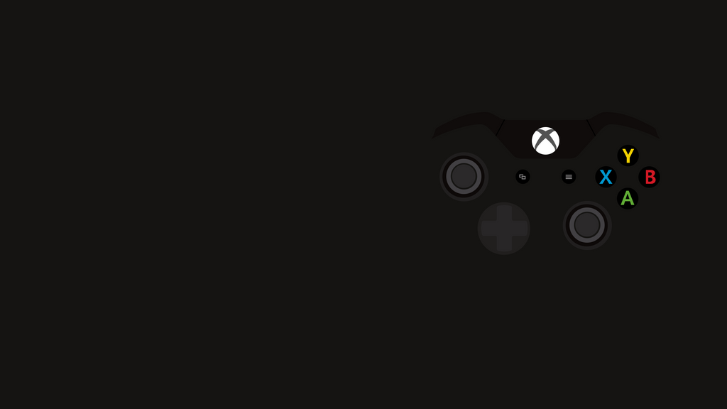 D Line Drawings Xbox One : Xbox one controller minimalist by brulescorrupted on