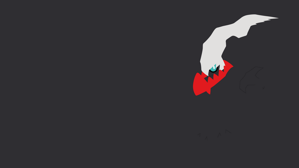 Wallpaper Pubg Minmlist: Darkrai Minimalist Wallpaper By BrulesCorrupted On DeviantArt