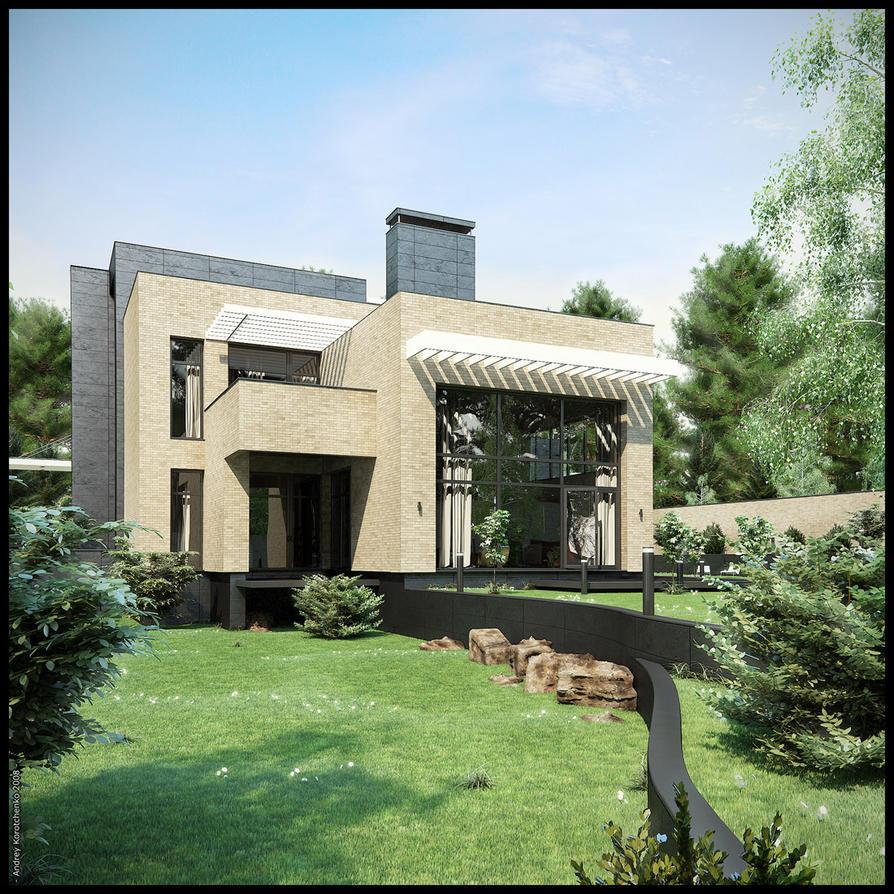 Vita pochtovaja house 2 by leandreko on deviantart for Vita house