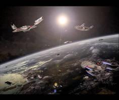 High Orbit by Dan1025