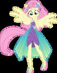 Vector #5 - Fluttershy