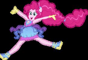 Vector #8 - Pinkie Pie by WhalePornoz