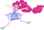 Vector #8 - Pinkie Pie by WhalePornoz