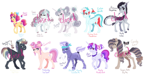 Name your price for these cuties [5/10 OPEN]