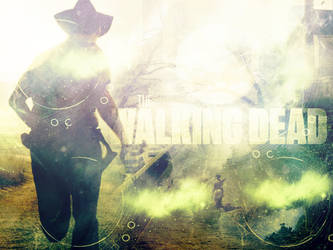 Rick Grimes 'The Walking Dead' by shadows-harlot