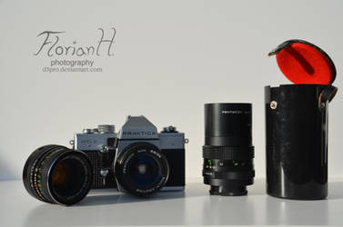 Praktika MTL-3 with equipment by D3PRO