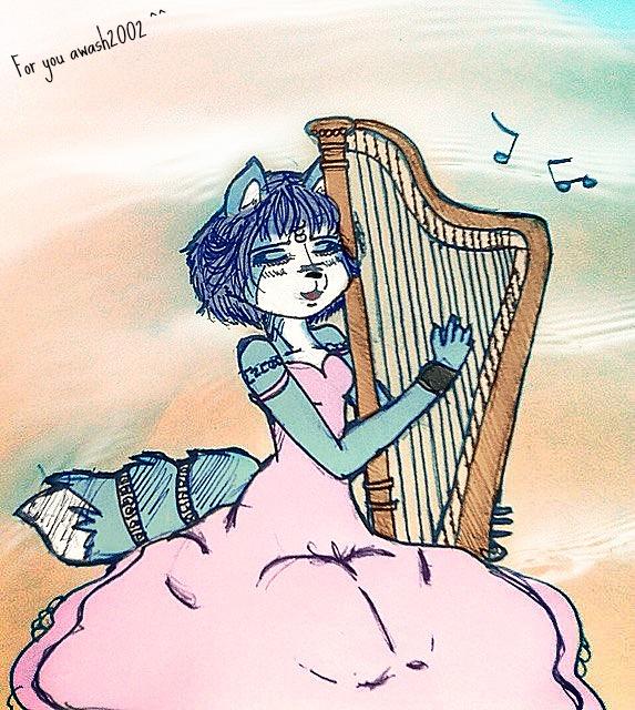 Melody by Wolfanasan