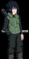 Sasuke Uchiha Jounin