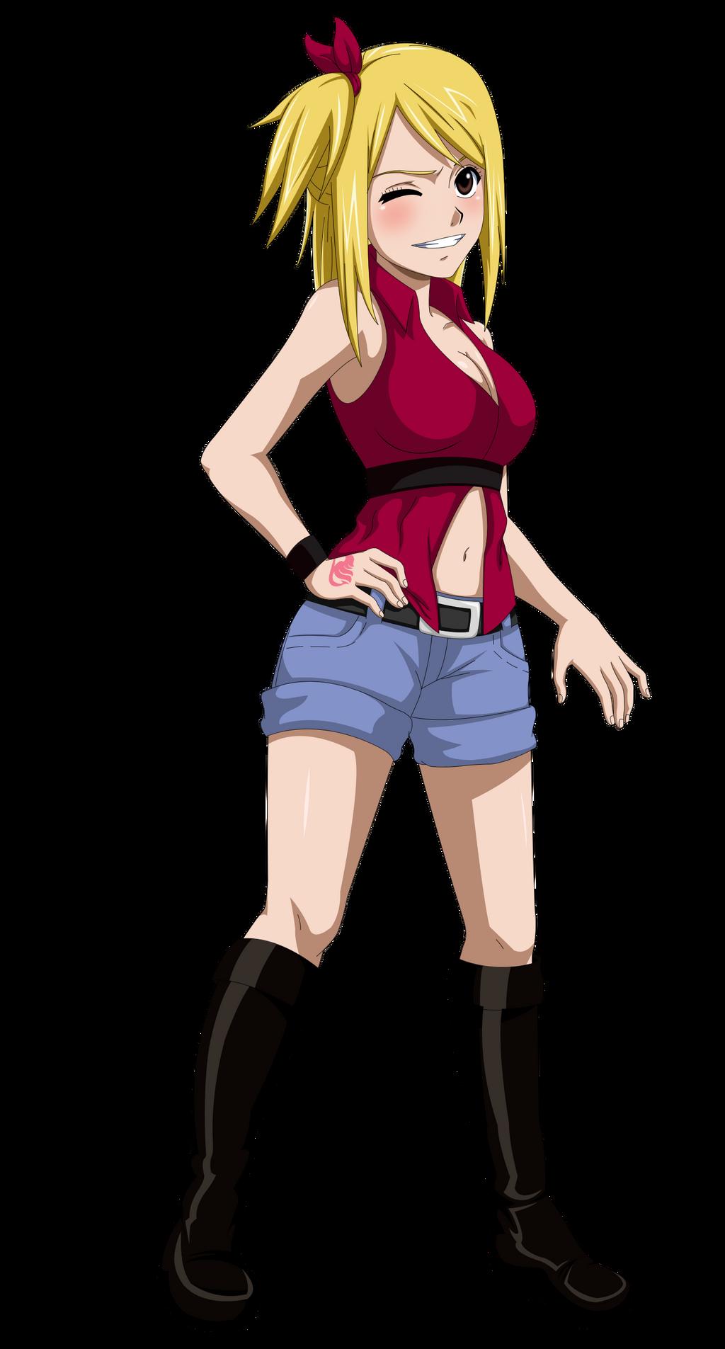 Fashion Anime Girl Winter
