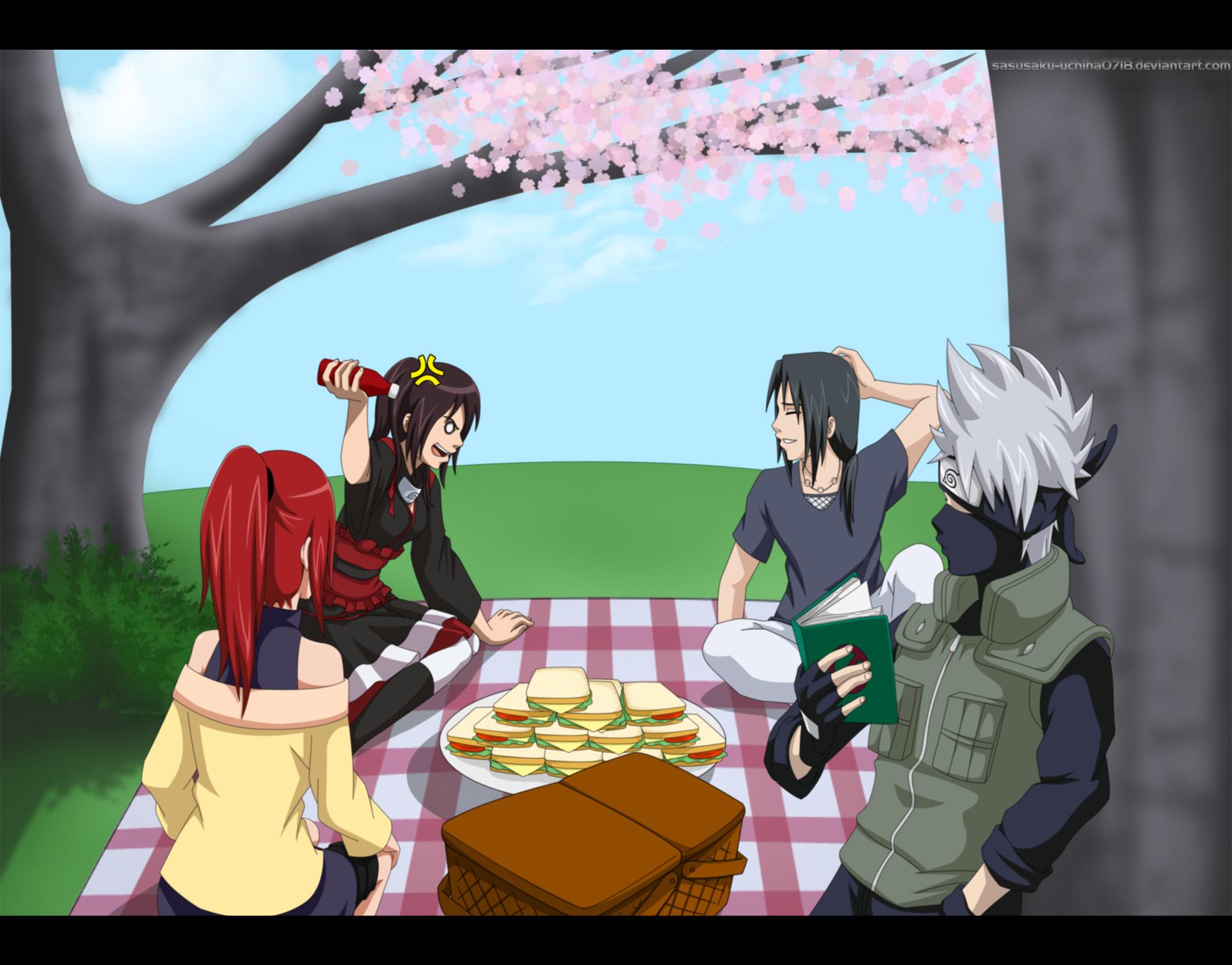 Sasuke uchiha art 2