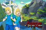 Adventure Time Anime Version