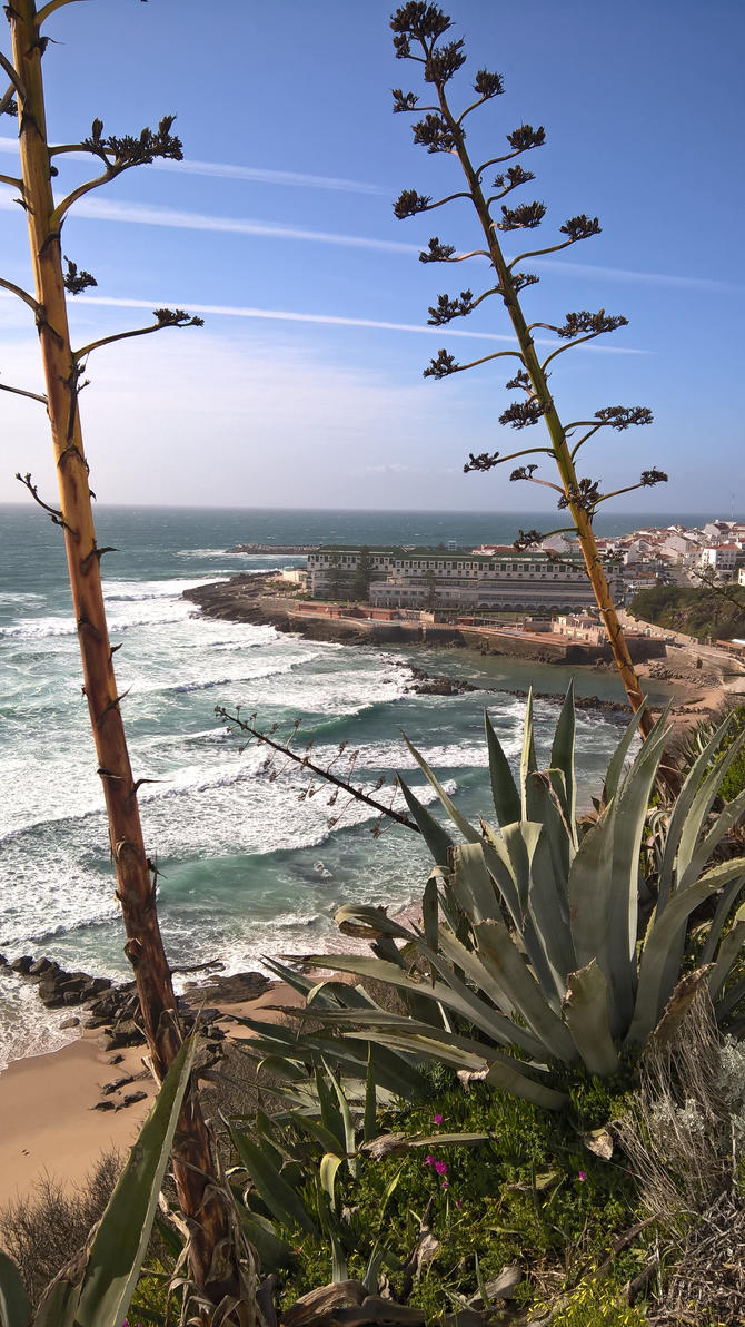 Ericeira, Portugal by inesoliveiraa