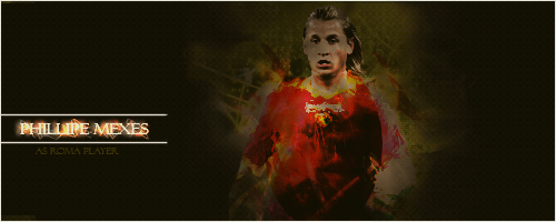 La team graphique et ses tests - Page 13 Philippe_Mexes_by_cris_ronaldo7