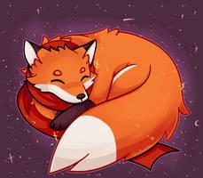 Comm: Little Prince Fox by Southrobin
