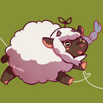 Wooloo the Wholesome Floof by Southrobin