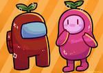 Fall Guys Among Us - Sprout Buddies