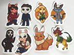 Stickers for Sale! by Southrobin