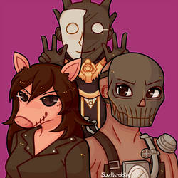 Comm: Piggy Trapper and Wraith Dbd