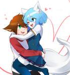 Sweetotoons and Wolfychu
