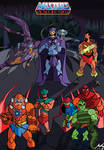 Masters of the universe Evil Warriors