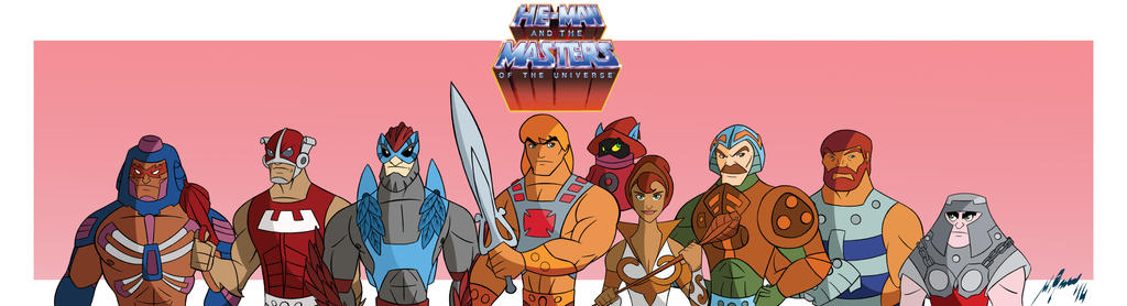 He Man The Masters Of The Universe Favourites By