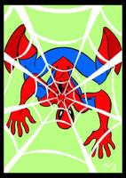 Web of Spiderman by Granamir30