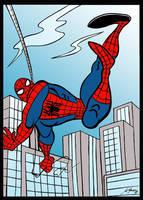 Spider-man by Granamir30