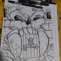 Grayskull by Granamir30