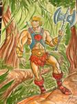 He-Man by Granamir30