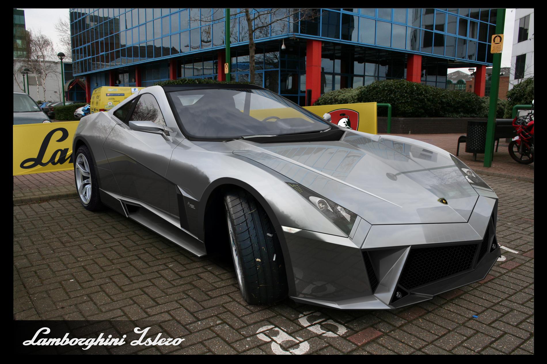 Lamborghini Islero by agespoom