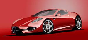 Alfaromeo GTV 2010