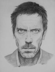 Hugh Laurie...Dr House
