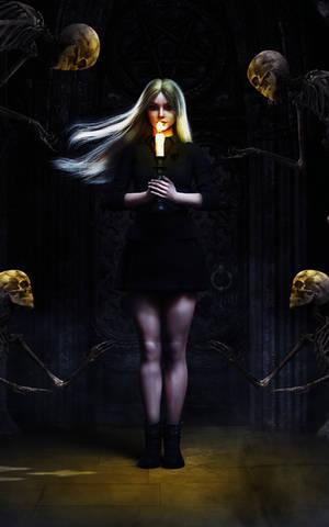 Whisper In The Dark (Final art work)