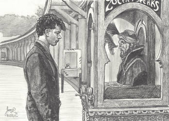 Josh Baskin and Zoltar - from Big