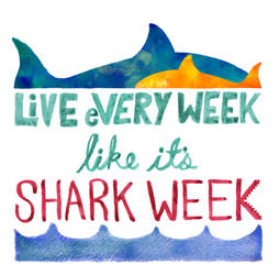 Shark Week - 30 Rock