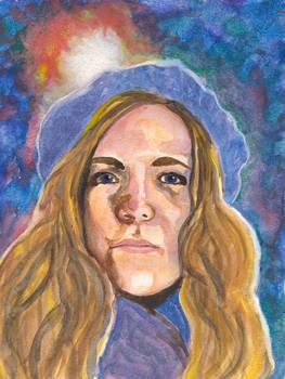 Jamie Self-Portrait